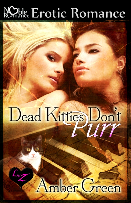Dead Kitties Don't Purr   cover art